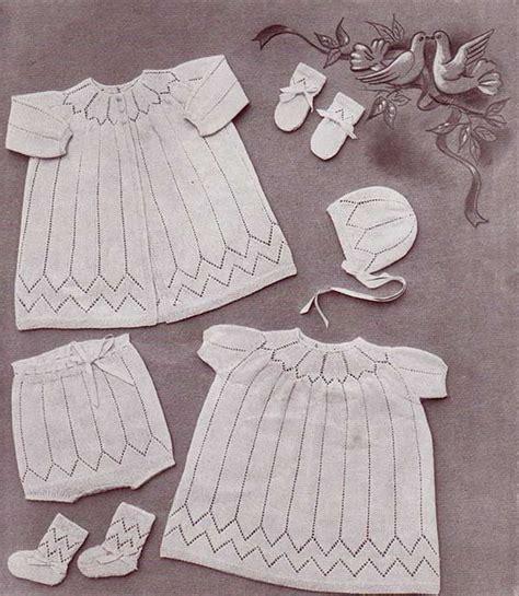 baby layette knitting patterns free free baby knitting pattern daydream baby layette