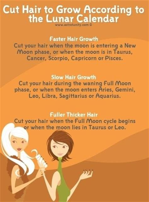 lunar hair growth 2014 astrology cutting your hair by the phases of the moon