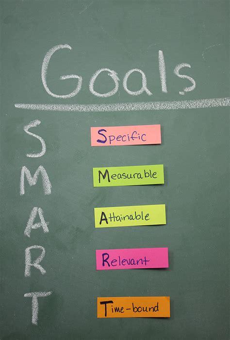 goal setting for career success career success
