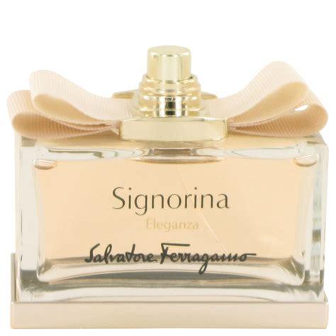 Parfum Signorina signorina eleganza salvatore ferragamo 3 4 oz eau de