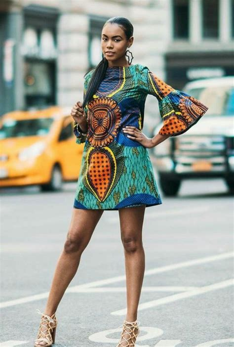 Robe Africaine Chic 2018 - model pagne africain femme 2018