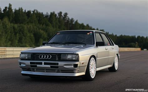Audi 80 B2 Coupe by Audi 80 B2 Tuning Car Illinois Liver