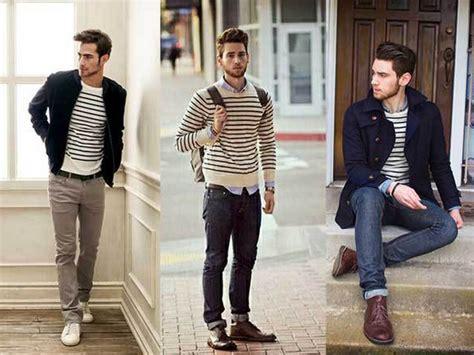 trend fashion gaya berbusana pria masa kini fashion