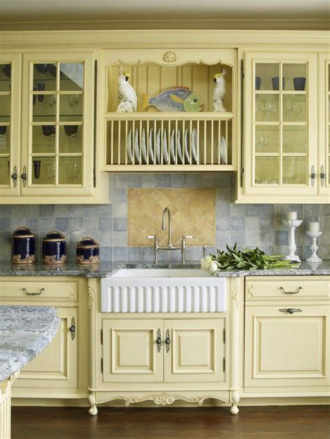 French Farmhouse Kitchen Design by Best 20 French Country Kitchens Ideas On Pinterest