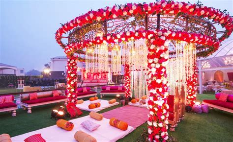 6 Most Popular Wedding Destinations in India
