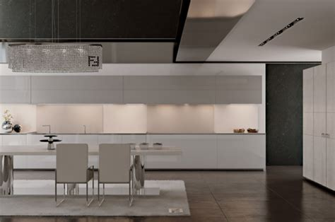 luxury kitchens  fendi casa ambiente cucina