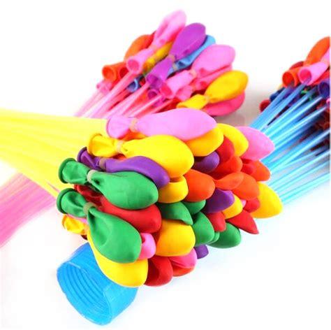 Balon Tiup Emoticon 100 Pcs balon air tiup anti bocor magic waters ballons 111pcs