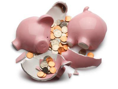 Cosa Piggy Banks quiebras empresas y personas parte 1 eescalona s