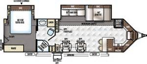 rv plans flagstaff v lite travel trailers floor plans access rv