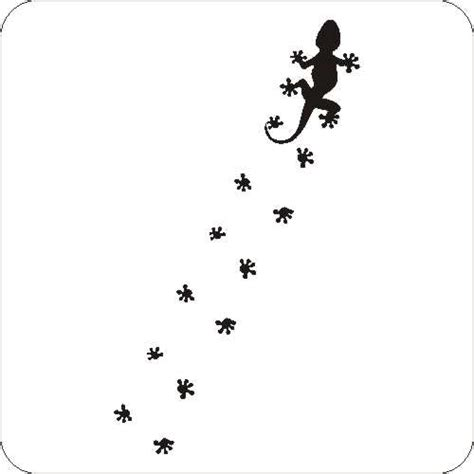 Aufkleber Spuren Entfernen by Hermosas Gecko Rastros Bmw Pegatinas Vw Pie Tatuaje Ebay