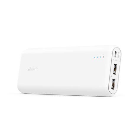 Anker Powercore 20100 Power Bank 20000 Mah 48a Output Poweriq anker 20000mah portable charger powercore 20100 ultra high capacity power bank ebay