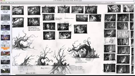 environment composition layout environment design 1 master class demo youtube