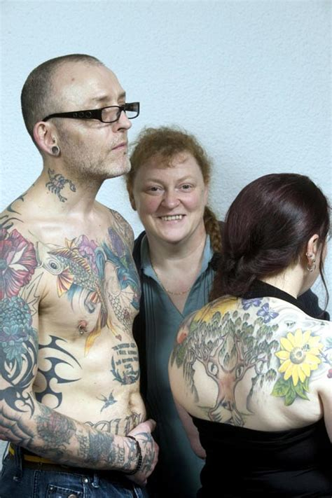 tattoo prices dundee university plans tattoo database to identify human