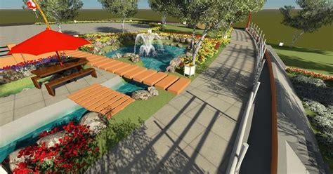 Air Mancur Berlari Murah 25tt jasa desain gambar murah jasa desain kedai taman kolam