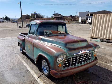 old fashioned street ls for sale patina 1956 chevrolet pickups stepside 3100 custom for sale