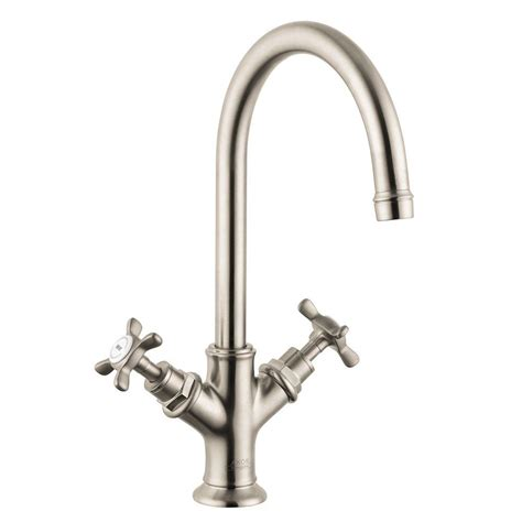 Home Depot Kitchen Sink Faucet White Bathroom Sink Faucets Bathroom Faucets The Home Depot