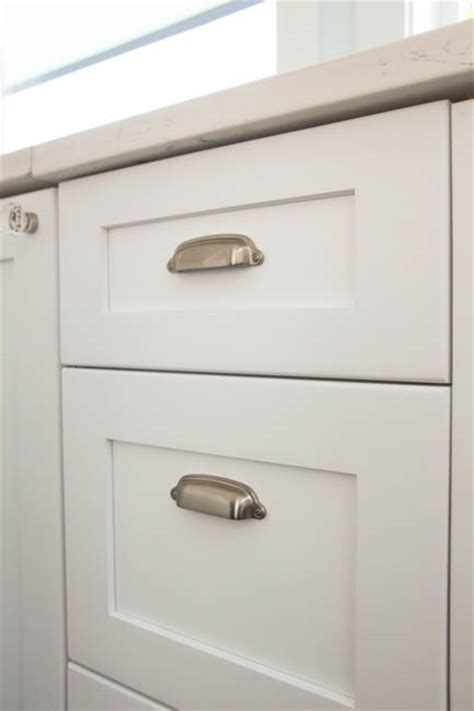 how to install hardware on kitchen cabinets how to install cabinet knobs with a template a trick for