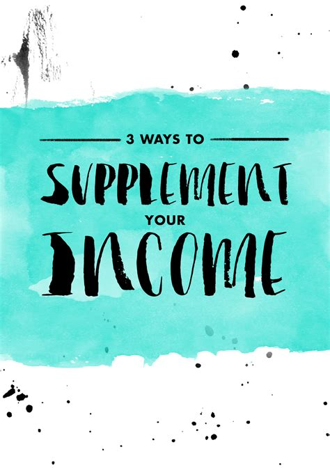 supplement income the freelance diaries supplementing your income molly