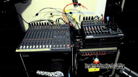 introduction to live sound reinforcement the science the and the practice books intro to mixer and basic live sound setup pt 6 1 stag