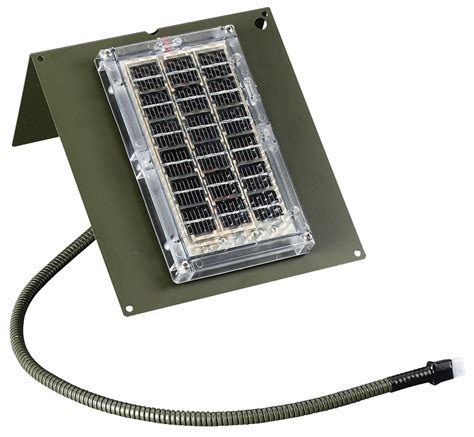 solar 6 volt battery charger 6 volt solar charger for deer feeders products