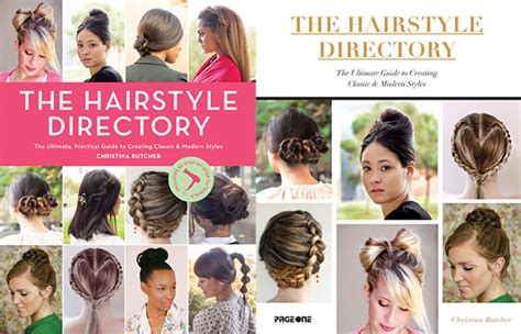 hairstyle books the hairstyle directory buns braids and twists hair