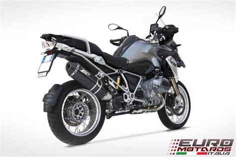 Bmw R1200 Gs Spark It Exhaust Original Made In Italy bmw r1200gs adventure 2014 2015 zard exhaust penta r