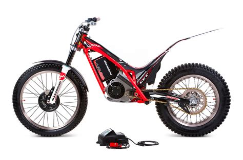 Trial Motorrad by Txteleftside Neat Electric Trials Bike Jamso The