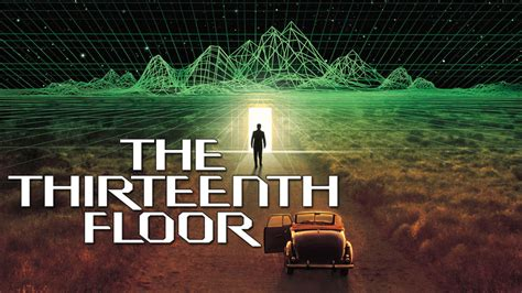Thirteenth Floor the thirteenth floor fanart fanart tv