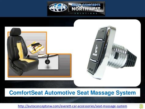 s comfort seating systems buy comfort seat automotive seat massage system in everett