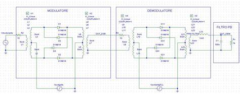 diode bridge in pspice diode bridge balanced modulator 28 images diode switching modulator 28 images merakit dot rf
