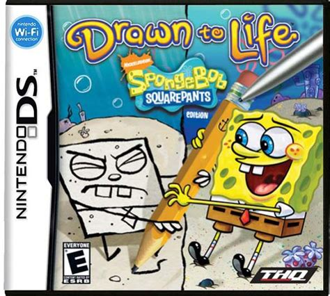 spongebob doodlebob lifestyle to spongebob squarepants edition nds roms