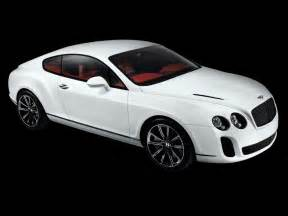 2010 Bentley Continental Supersports 2010 Bentley Continental Supersports Front And Side