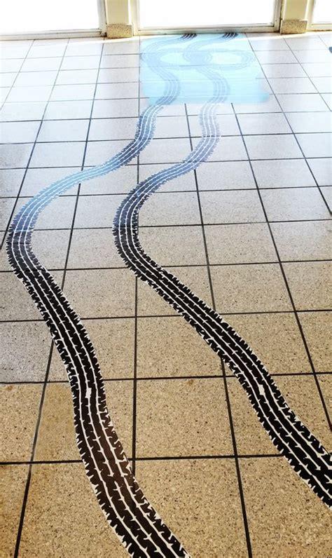 Garage Floor Decals by 25 Best Images About Garage Floor Ideas On
