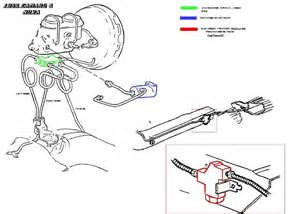 Brake Line Diagram 1969 Camaro Front Brake Lines