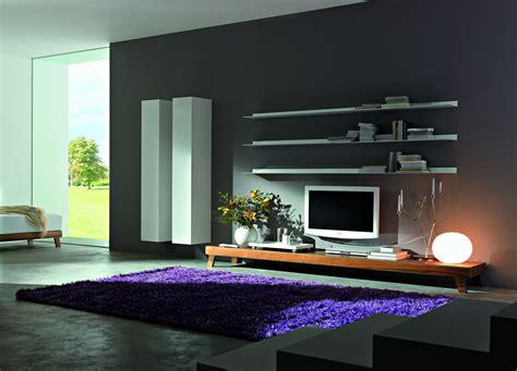 grand wall unit for modern living room decor ideas