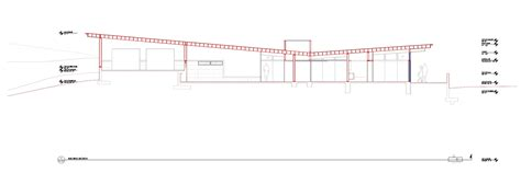 plano de casa de un piso 005jpg plano de corte casa de un piso 005 construye hogar