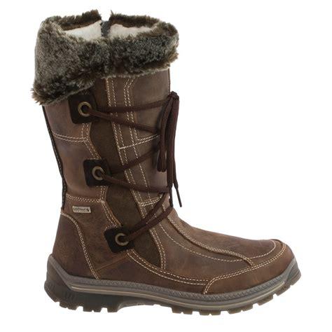 boots canada santana canada mendoza leather boots for save 55