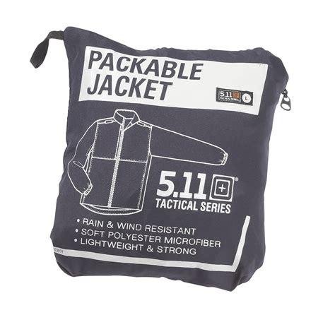 5 11 tactical packable jacket