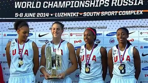 2014 fiba world chionship for women usa fibacom usa women take gold at 2014 fiba 3x3 world chionship