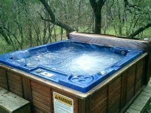 Outdoor Spa Tub Attractive Outdoor Tubs Decosee