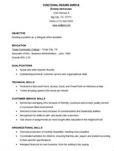 Microsoft Word Resume Template ? 99  Free Samples