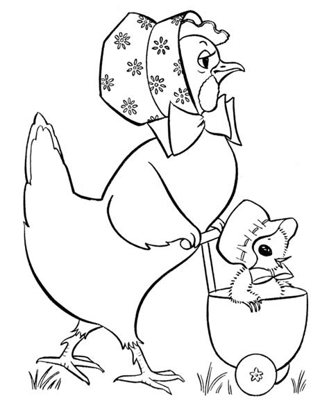 coloring page baby chick easter coloring pages easter chick coloring pages