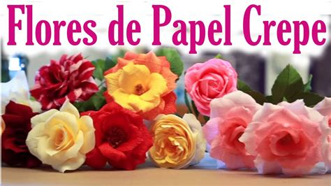 como hacer flores de papel crepe faciles y bonitas youtube como hacer bonitas rosas de papel crepe manualidades de lina