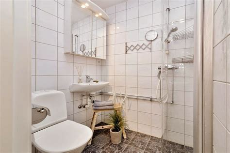 Small Space Decoration Inspiring Features Swedish Bathroom Design