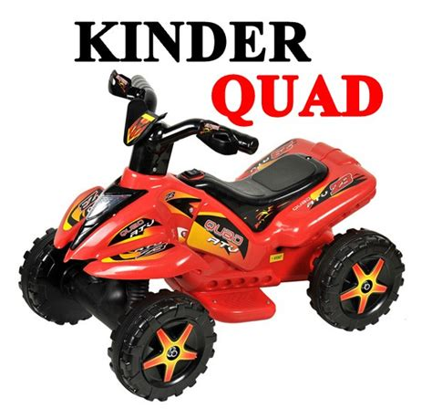 Kinder Motorrad Quad by Kinder Atv Quad Motorrad Kindermotorrad Elektro Auto