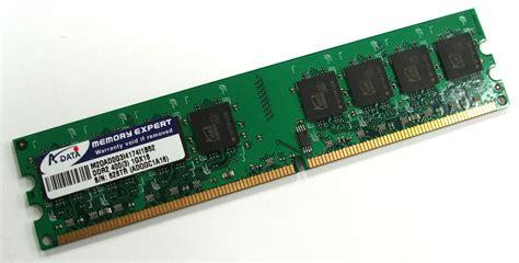 Ram Ddr2 Dimm M2oad0g3 4174 1b52 Adata 1gb Ddr2 400 Ram Dimm Ebay