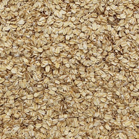 Shelf Of Rolled Oats by Organic Oats Regular Thick Rolled Organic Matters