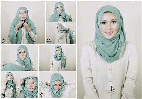 download video tutorial hijab simple 2015 tutorials on how to wear hijab everyday hijabiworld