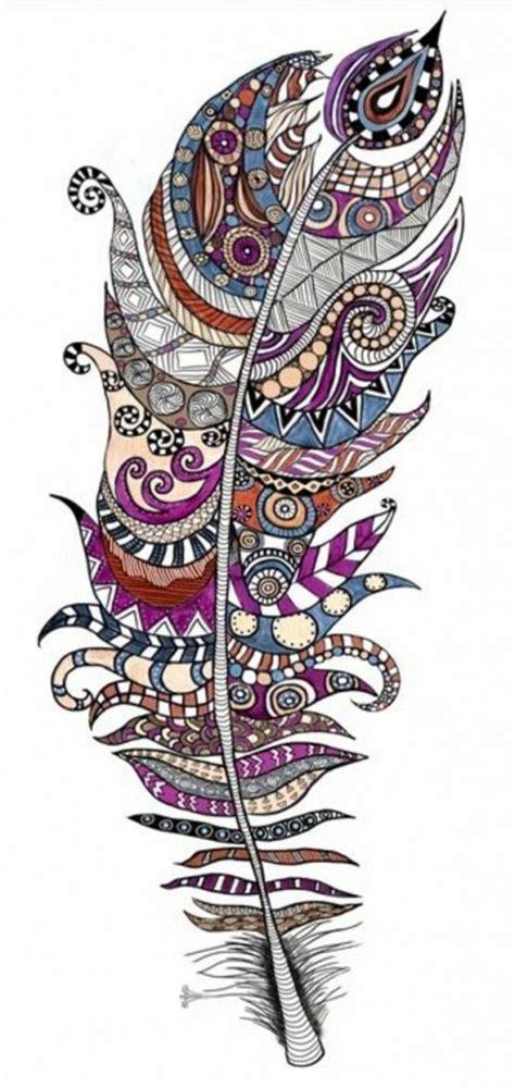 mandala tattoo zum aufkleben zentangle horse mandala zum ausdrucken bunt farben feder