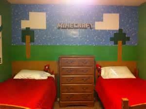 my minecraft room